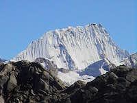 Ranra viewed from Huamashraju.