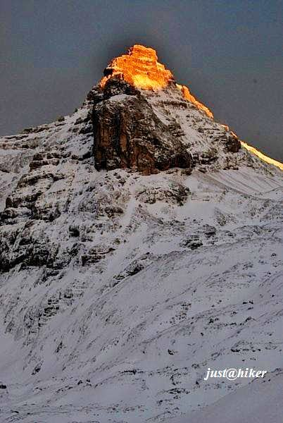 Razor (2.601m), Julian Alps