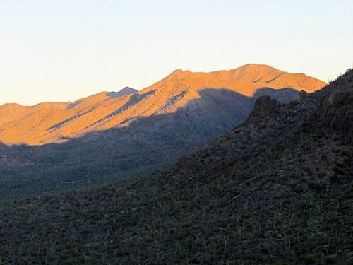 Amole Peak