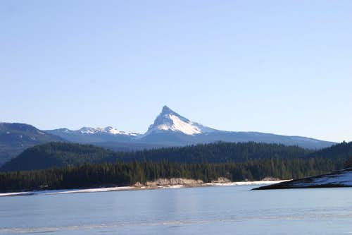 Mt. Thielsen