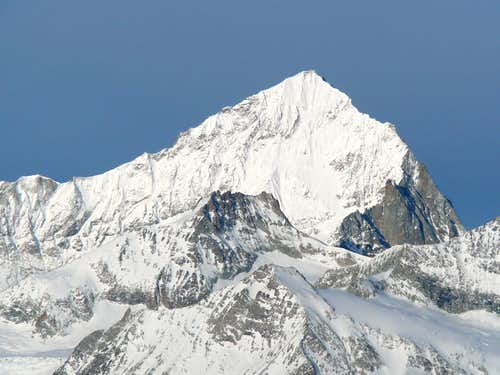 Dent Blanche east face