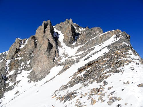 South Ridge Gully
