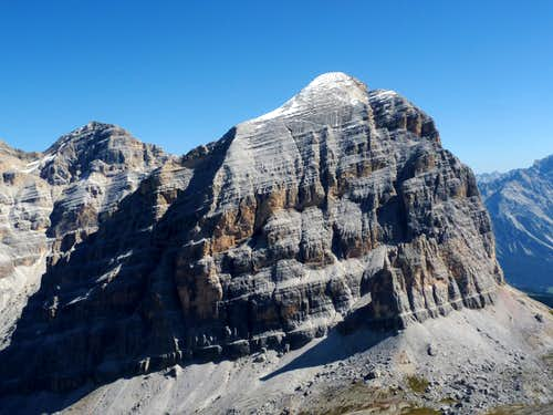 Tofana di Rozes West face