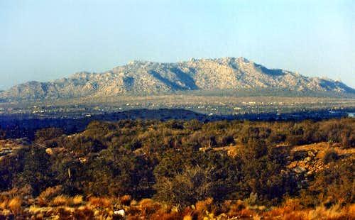 Asbestos Mountain