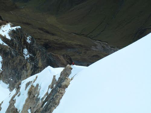 NE Ridge of Salkantay