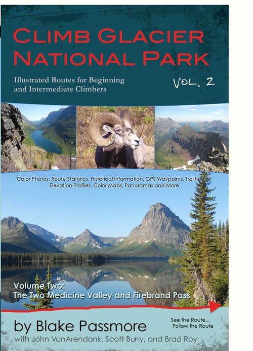 Climb Glacier National Park Vol 2