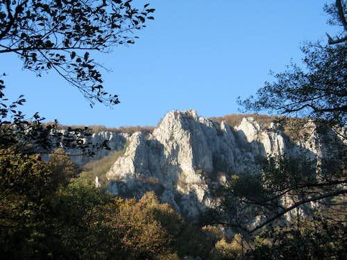 Nera virgin forest & gorges