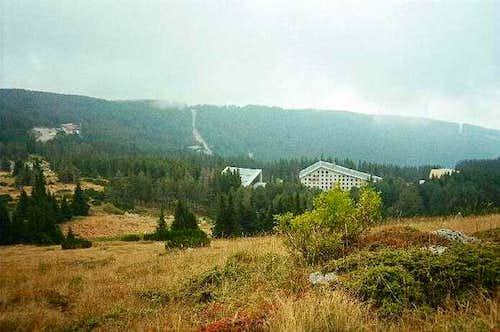 Aleko Ski Center