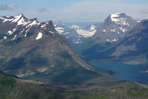 East Side from Divide Mountain