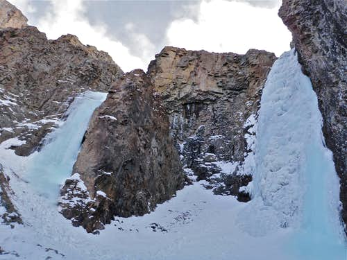 3rd Icefalls = Pitch 3