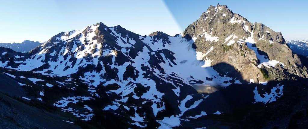 Mt. Mystery panorama