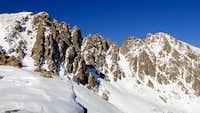 Red Peak East Ridge