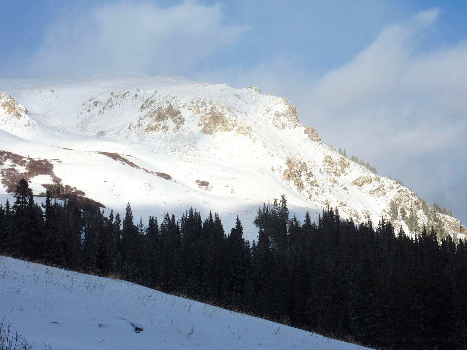 Independence Mountain B 12,614' and Bear Mountain 12,582' loop
