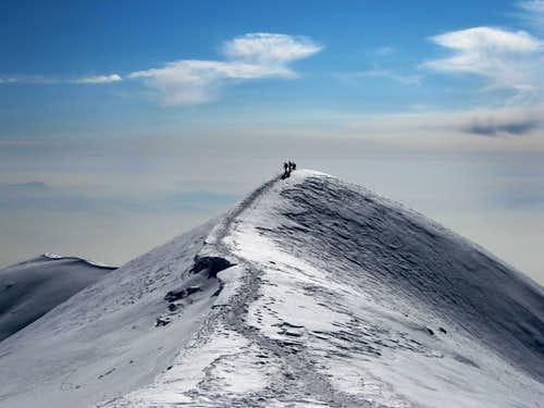 From Darabad Peak