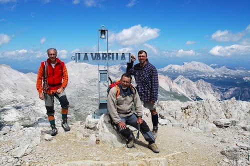 Top of La Varella