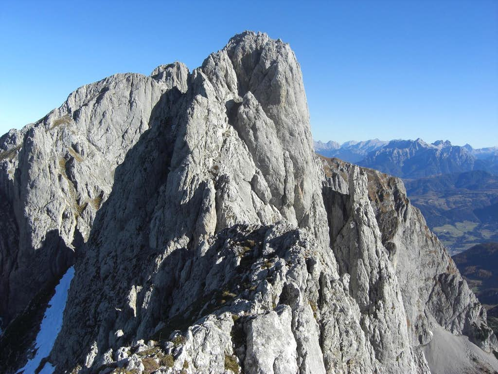 Regalmwand and Regalmspitze