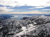 January 2004: view of Lake...