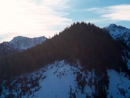 Ollalie Mountain (Radio Mountain)