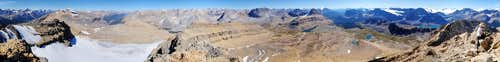 Cirque Peak 360° View
