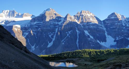 Canadian Rockies: 9 Peaks In 9 Days