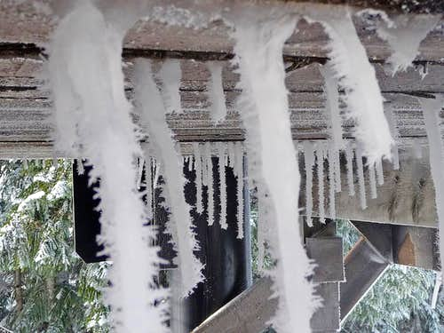 Interesting Icicles