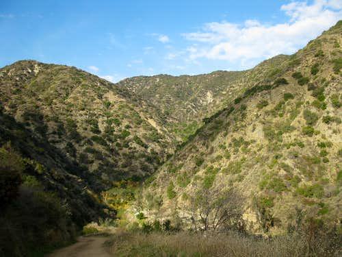 Van Tassel Canyon