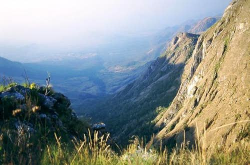 Valley on Mulanje (courtesy...