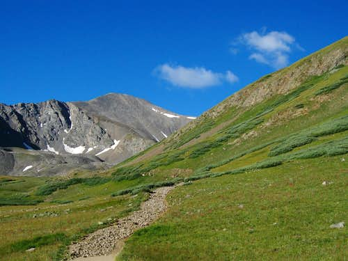 Grays Peak...