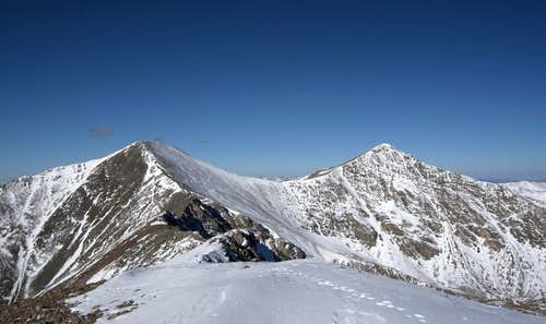 Grays and Torreys...