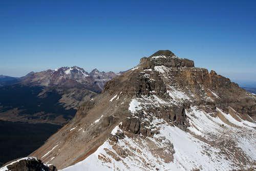 September 2011 Colorado Climbs