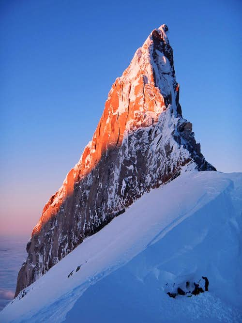 Mount Hood - Leuthold Couloir - December 2011