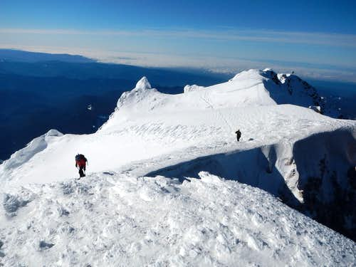 3 Climbers