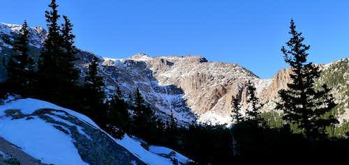 Pikes via North Ridge: Into the Unknown
