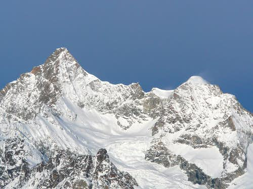 Ober Gabelhorn and Wellenkuppe