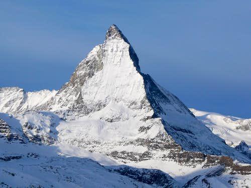 Matterhorn from the Riffelberg