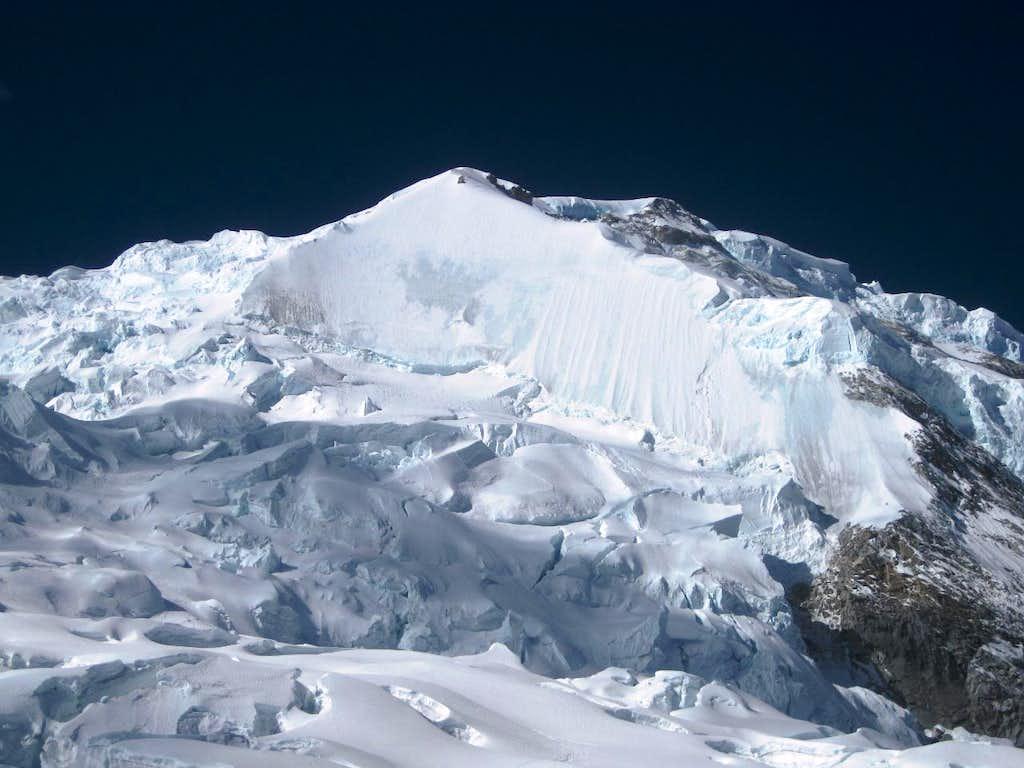 Huascarán Sur: The Shield