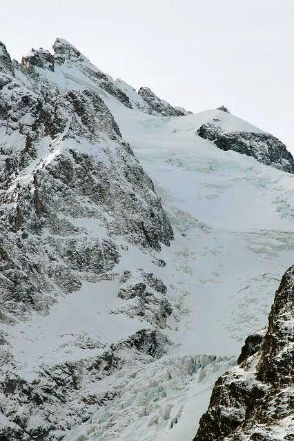 Central Meije, Glacier de...