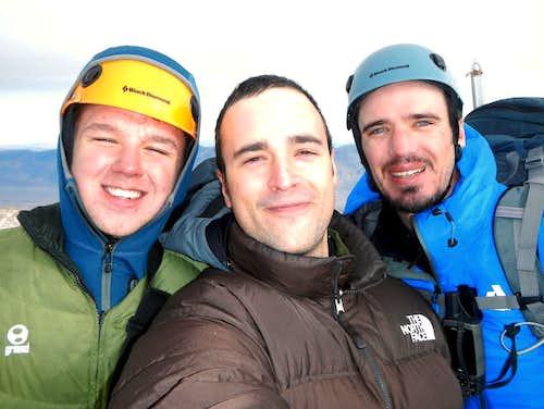 Josh, Adam, Michael
