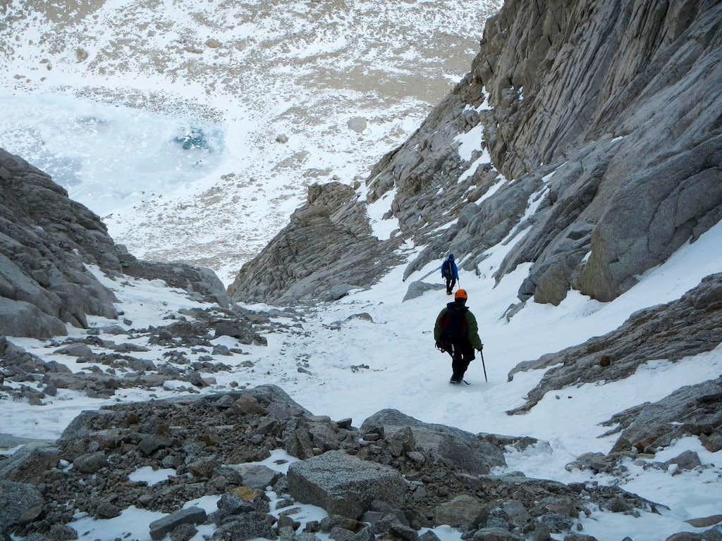 Return To Iceberg Lake