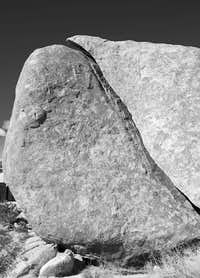 Unnamed Rock, Joshua Tree National Park