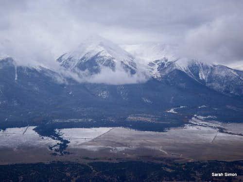 Mount Princeton