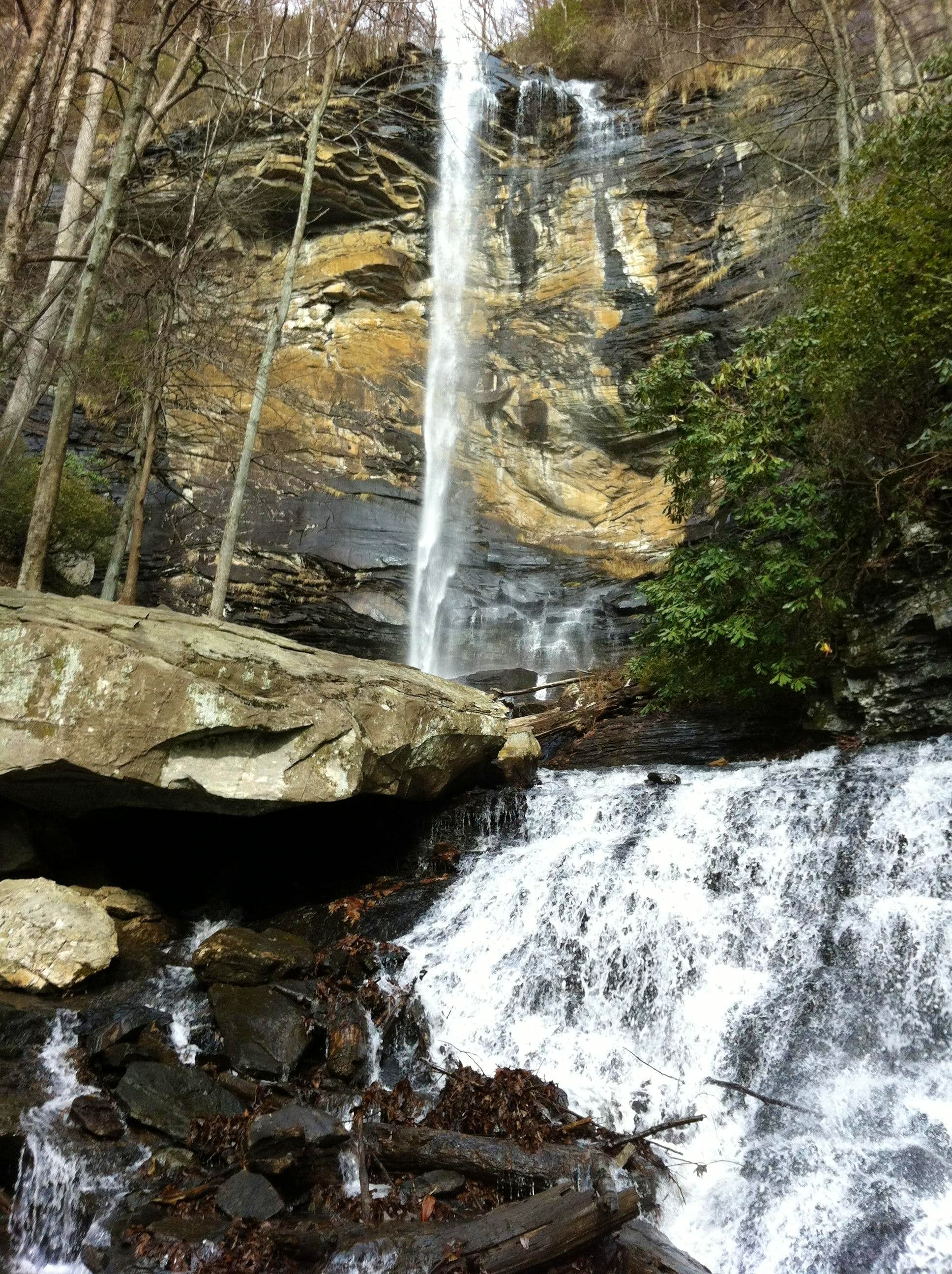 Jones Gap State Park -- Rainbow Falls