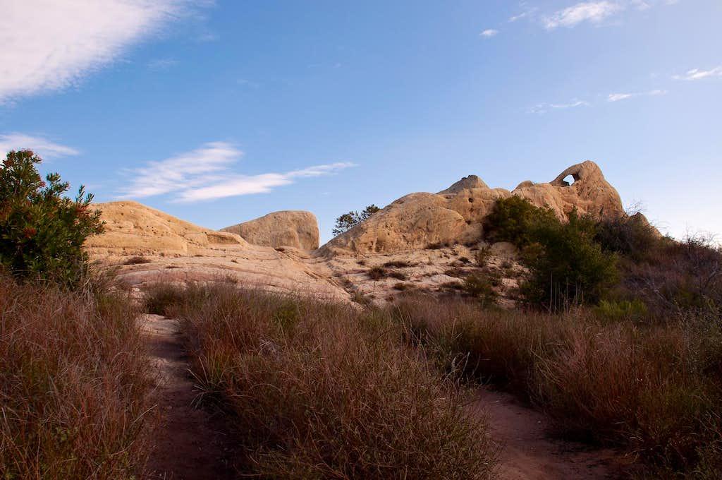 Two peaks mesa