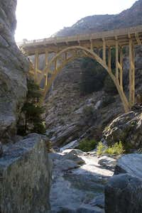 San Gabriel River / Canyon