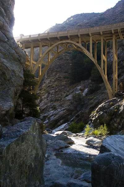 San Gabriel River / Canyon