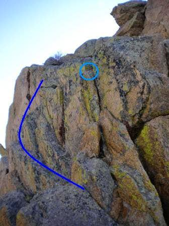 Bolt and 5.3 Route