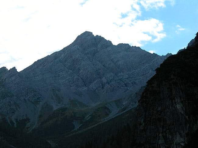 Grubenspitze (2671m), Sept...
