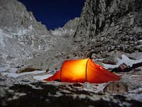 A Beautiful Night on Mount Whitney