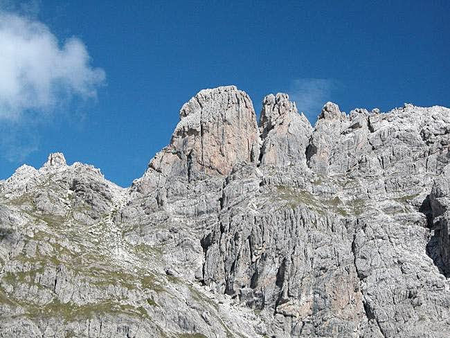Roter Turm (2700m), Sept 20th...