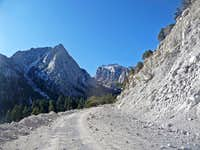 The Rocky Road to Whitney Portal